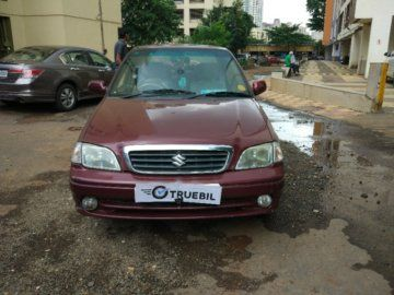Front View Of Used 2007 Maruti Suzuki Esteem Vxi Car 24673 Car Used Cars Car Ins