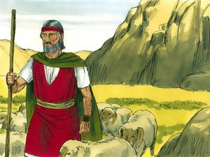So Moses Returned To His Father In Law Jethro And Asked His