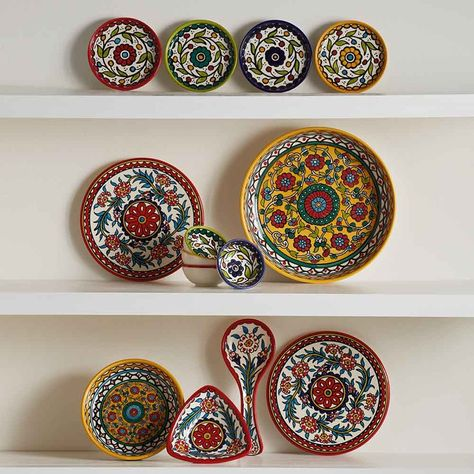 Ceramic Appetizer Plates