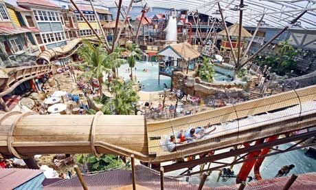 From gravity-defying rollercoasters and wild water flumes to pleasure beaches and rides for the under fives. It's all here in our guide to the best theme parks for all the family