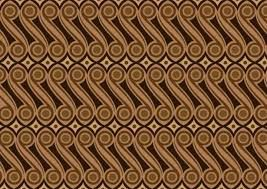 Image Result For Contoh Batik Yang Mudah Digambar Di 2020