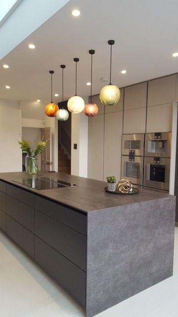 20 Unique Kitchen Lighting Ideas For Your Wonderful Kitchen Snapshotlite Com Modern Kitchen Design Modern Kitchen Lighting Modern Kitchen