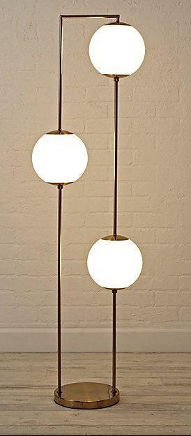 Cosmos Playroom Floor Lamp Reviews Crate And Barrel In 2020 Unique Floor Lamps Floor Lamps Living Room Lamps Living Room