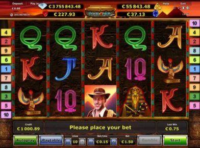 Casino spiele online echtgeld ra