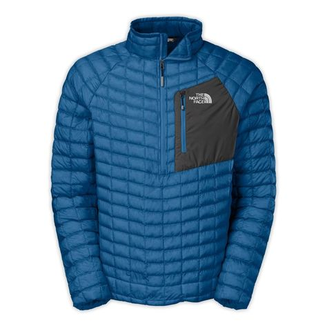 e44f73caa0b9 The North Face Thermoball Pullover Men s - Dish Blue