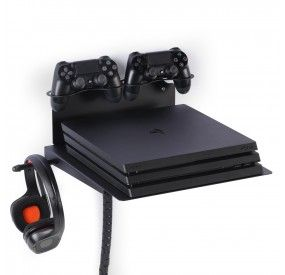 Horizontal Wall Mount Xbox And Ps4 Horizon Game Mount Playstation Ps4 Wall Mount Xbox