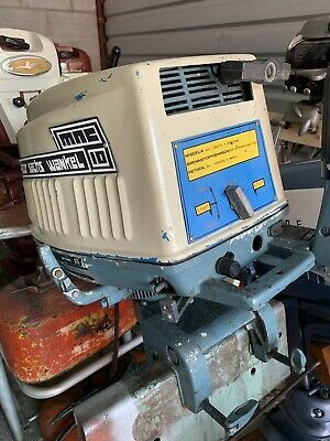 Sponsored Ebay Wankel Rotary Outboard Motor From Milan Italy Mac 10 Sachs Km48 160cc Outboard Motors Outboard Outboard Boat Motors