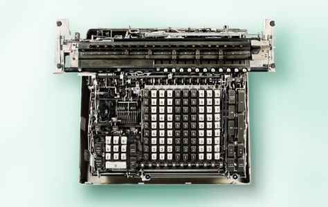 The Incredibly Complex Innards of Mechanical Calculators