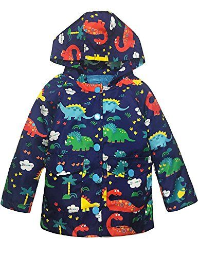 10 Cute Rain Jackets For Boys Kids Best Rain Jacket Cute Rain Jacket Dinosaur Print