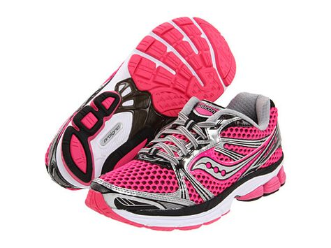 ff7a1248cf94 My running Saucony Progrid Guide 5 running shoes need replaced. They now  come in hot pink! Merry Christmas to me  )