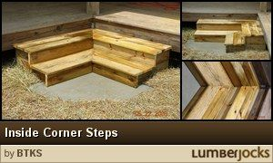 Elegant Corner Deck Steps   Google Search   Yardening   Pinterest   Corner Deck, Deck  Steps And Decks