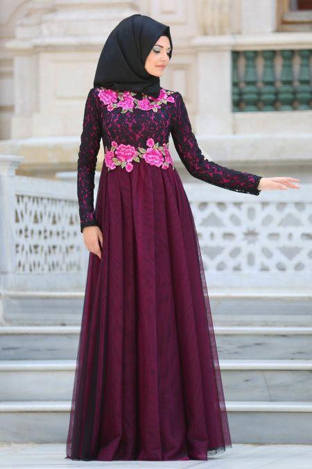 Tesettur Island Hamile Abiye Modelleri Moda Tesettur Giyim Aksamustu Giysileri Musluman Elbisesi The Dress