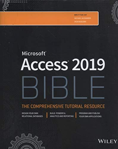 Free Download Access 2019 Bible TRIAL EBOOK #book #Mobi