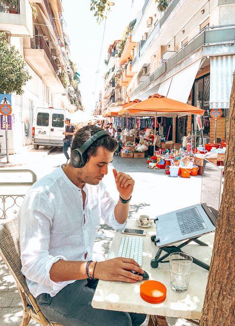 Digital Nomad in Athens - Greece