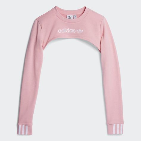 adidas Originals Kids' Big Trefoil Crew Tracksuit (Baby and Toddler)