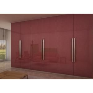 Acrylia P 6025 High Gloss Acrylic 1mm Wardrobe Wardrobe Laminate Design Modern Cupboard Design Cupboard Design