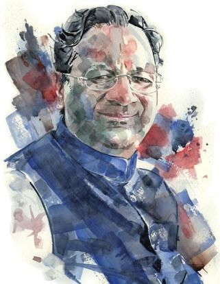 SpiceJet chairman Ajay Singh  Illustration: Jayachandran