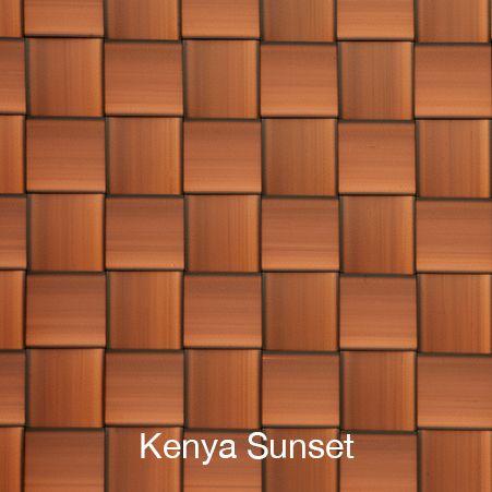 Virosurface Mats Bandeau Weave From Amazulu Inc Tropical Matting Wall Cladding Rich Textures
