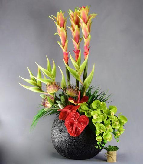 Artificial Flowers Luxury Faux Orchids Specialist Demmerys Uk Artificial Flowers Tropical Flowers Artificial Orchids