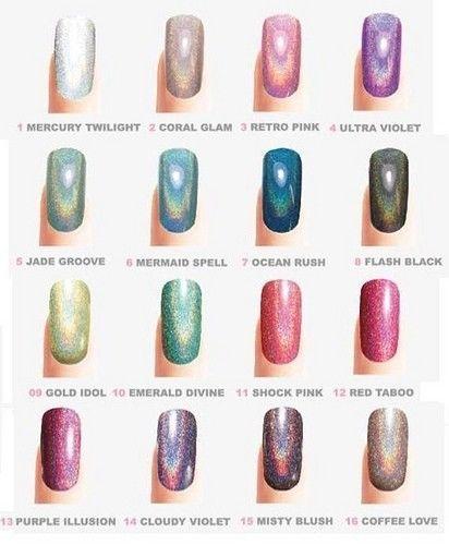 $14 - Layla Hologram Collection 1 - 16 Nail Lacquer Polish 10Ml #ebay #Fashion