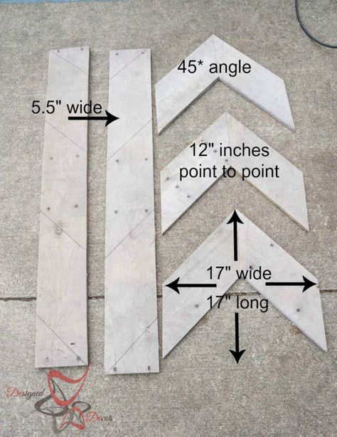 Wood Pallet Projects DIY repurposed wood arrows - Save money by making your own home decor repurposed pallet wood projects like repurposed pallet wood arrows, clocks, and lights. by DeDe Bailey Woodworking Projects Diy, Diy Wood Projects, Teds Woodworking, Woodworking Furniture, Repurposed Wood Projects, Popular Woodworking, Woodworking Joints, Woodworking Techniques, Woodworking Classes