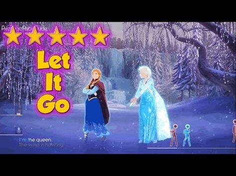 Just Dance 2015 - Let It Go - 5* Stars brain break