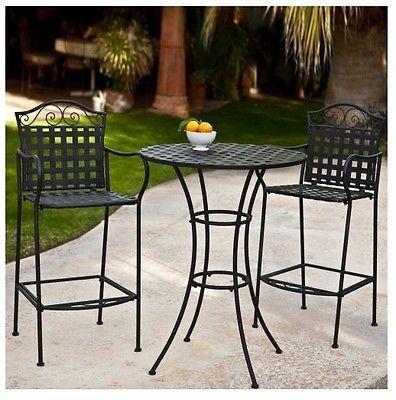 Outdoor Gross Bistro Tisch Und Stuhle Eisen Gartenmobel Tisch Und Stuhle Aussenterasse