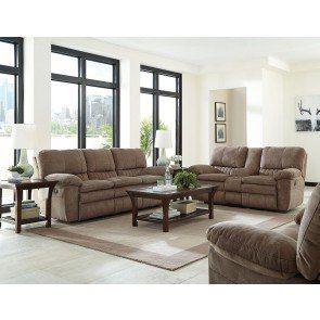 Dellara Chalk Modular Sectional Set Reclining Sofa Furniture Sofa