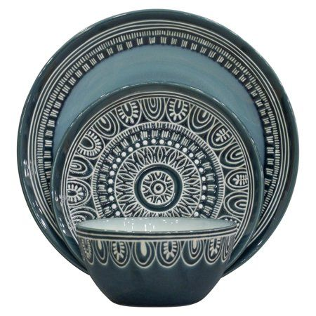 2cdd4dd2c0214408ab82edac2f127c5d - Better Homes And Gardens Teal Medallion