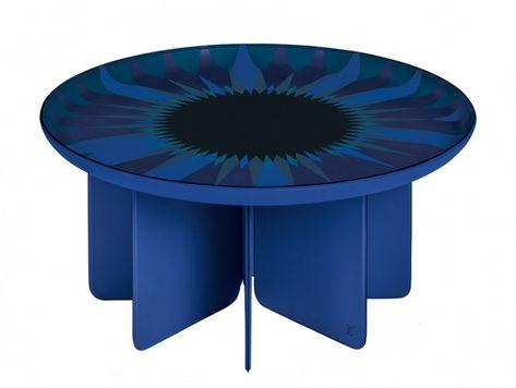 Talisman table for Louis VUITTON. By India Mahdavi. Les ...