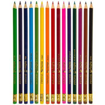 Cra Z Art Erasable Colored Pencils 15 Piece Set Hobby Lobby 1568070 Erasable Colored Pencils Z Arts Colored Pencils