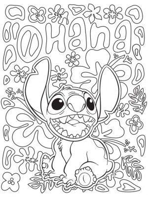 ร ปภาพการ ต นระบายส สต ท Free Disney Coloring Pages Stitch Coloring Pages Disney Coloring Sheets