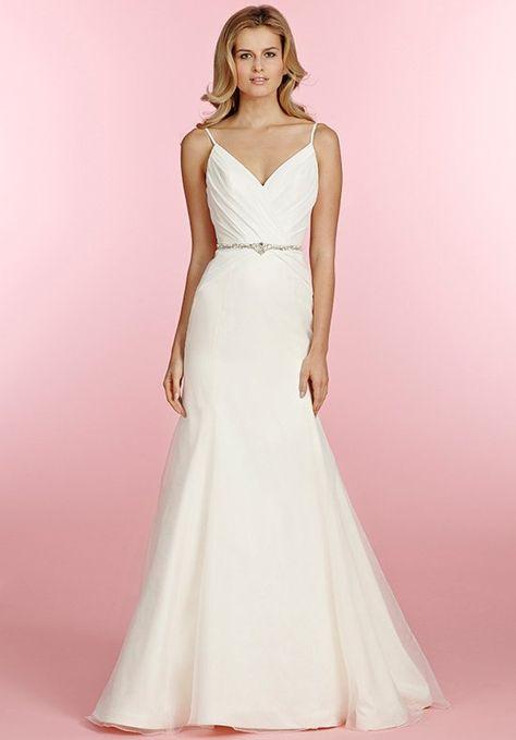 1505 Olive Hayley Paige Off The Rack Wedding Dress