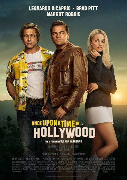 Once Upon A Time In Hollywood 2019 Hindi Subbed 400mb Bluray