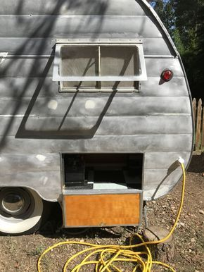 How To Wire Your Vintage Camper Trailer Vintage Camper Remodel Vintage Camper Vintage Trailers Restoration