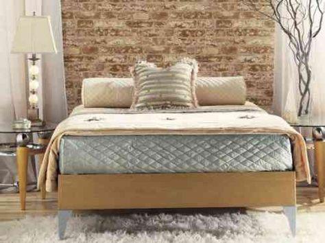 Decode Chambre Avec Du Papier Paint Imiation Bricks Chambre En