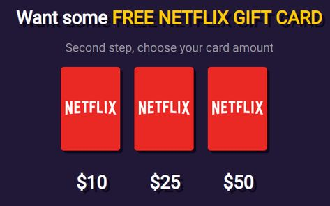 Pin On Netflix Gift Card Generator