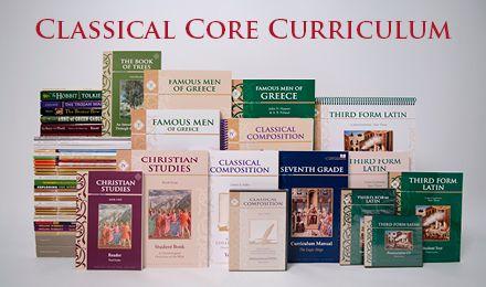 Classical Core Curriculum Memoria Press Classical Christian Curriculum Christian Curriculum Christian Education Core Curriculum