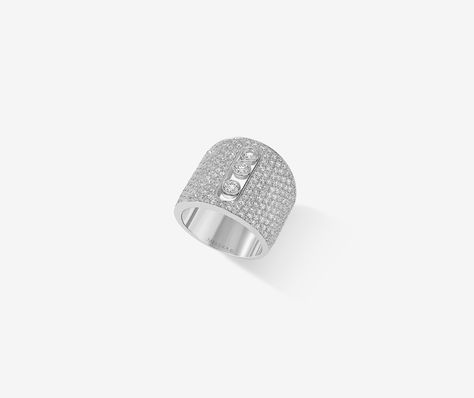 Sterling 925 Argent Pave Set Zircone cubique éternité Bracelet Jonc