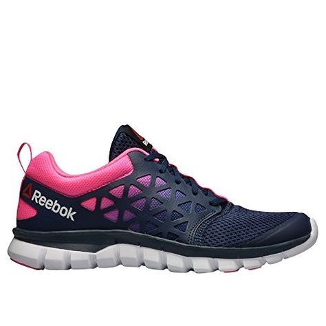 3ecf9246d63e Reebok Sublite XT Cushion AR2945 Color Navy bluePinkWhite Size 70     Read  more at the image link.