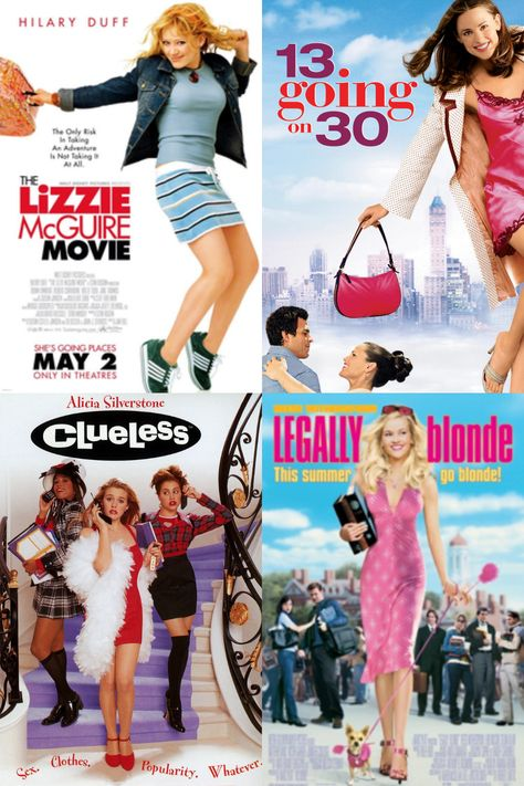 Top 15 Best Girly Teen Movies