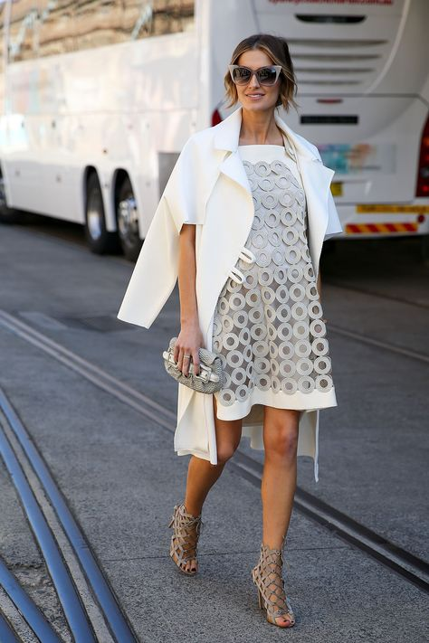 See All the Best Street Style Shots From Australia Fashion Week