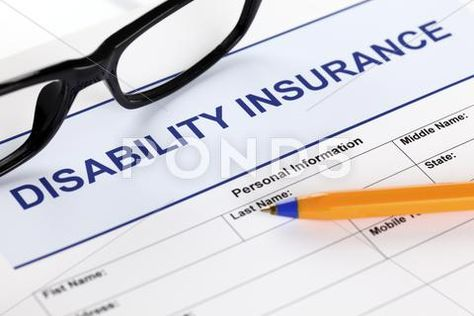Disability Insurance Stock Photos Ad Insurance Disability
