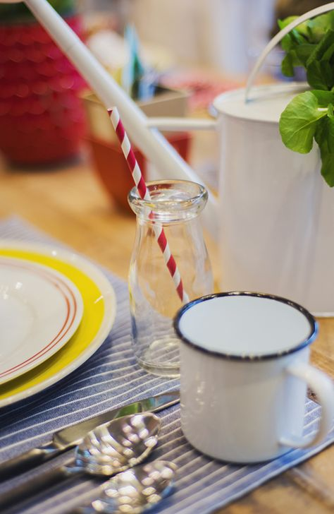all american tabletop style // #4thofjuly #entertaining