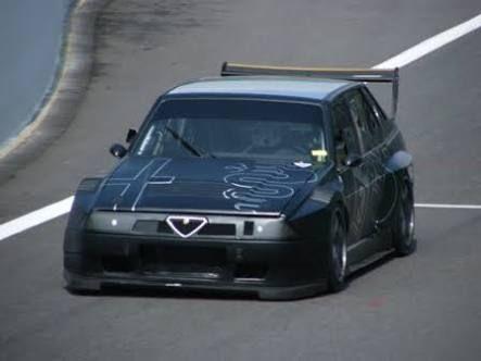 Alfaromeo 75imsa の画像検索結果 アルファロメオ 車