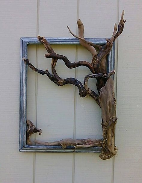 Pin On Driftwood Art