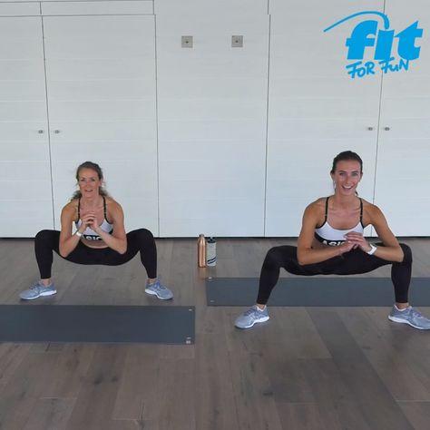 Du möchtest dich zu Hause fit halten? Dann ist dieses Bodyweight-Workout nach der P.A.U.L.-Methode perfekt für dich! Ganz ohne Geräte trainierst du den gesamten Körper in 10 Minuten. Du baust Muskeln auf und verbrennst nebenbei noch ordentlich Kalorien. Viel Spaß! #Homeworkout #Bodyweight #abnehmen