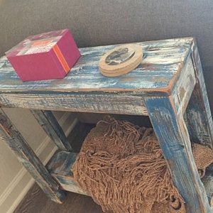 Small White Entry Console Rustic Sofa Tables Rustic End Tables Unfinished Coffee Table
