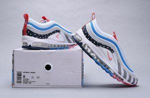 Piet Parra x Nike Air Max 97 White Multi Color AJ3057 100