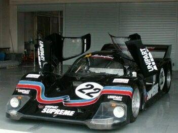 1985 Lamborghini Countach QVX Race Car